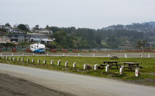 Beachfront RV Park Brookings Oregon 4
