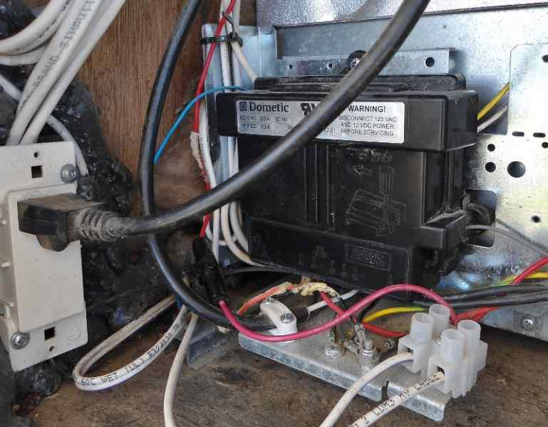 Dometic DM2652 RV Refrigerator Repair - Faulty Electric Heater ElementLove Your RV!