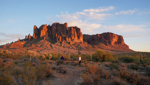 Lost Dutchman State Park Arizona 1