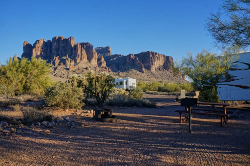 Lost Dutchman State Park Arizona 2