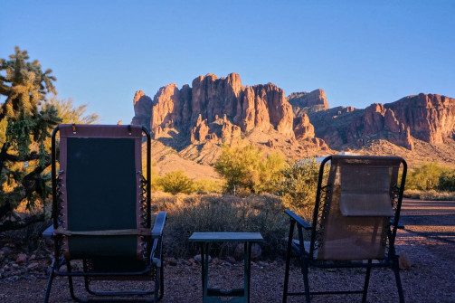 Lost Dutchman State Park Arizona 3