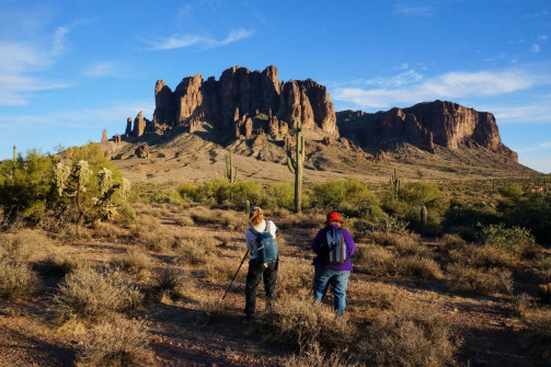 Lost Dutchman State Park Arizona 5