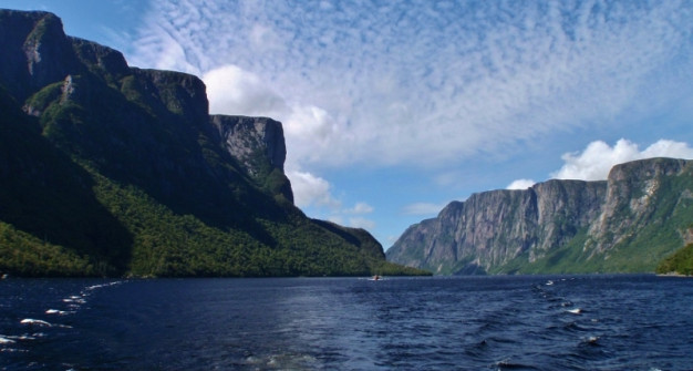 Newfoundland RV Trip to Gros Morne NP