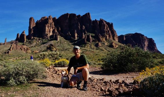 Superstition Mountain Photo 3