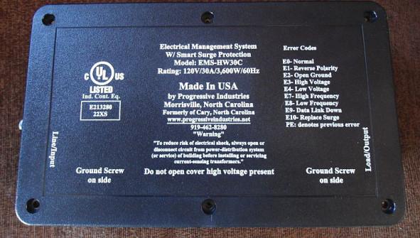 EMS-HW30C cover