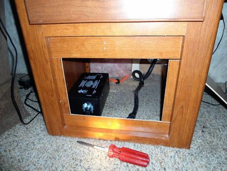 EMS-HW30C install