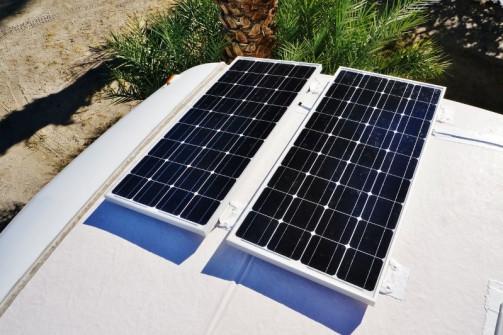 Solar Panels location