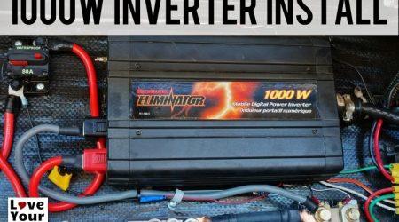 1000W Pure Sine Wave Inverter *Updated*