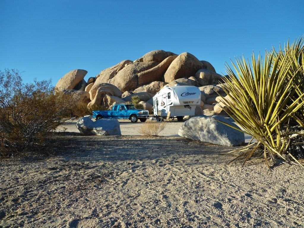 Big Valley Ford >> Joshua Tree National Park - Love Your RV | RV Blog