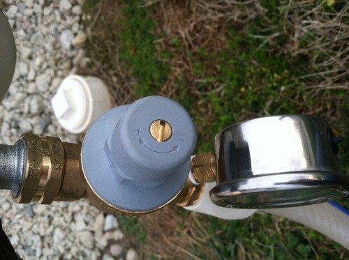 Valterra Water Regulator