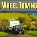 Fifth Wheel Trailer Towing Tips feature photo