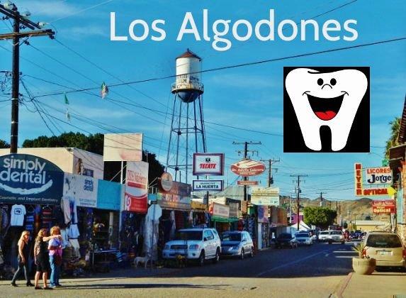 Los Algodones Mexico Feature Image