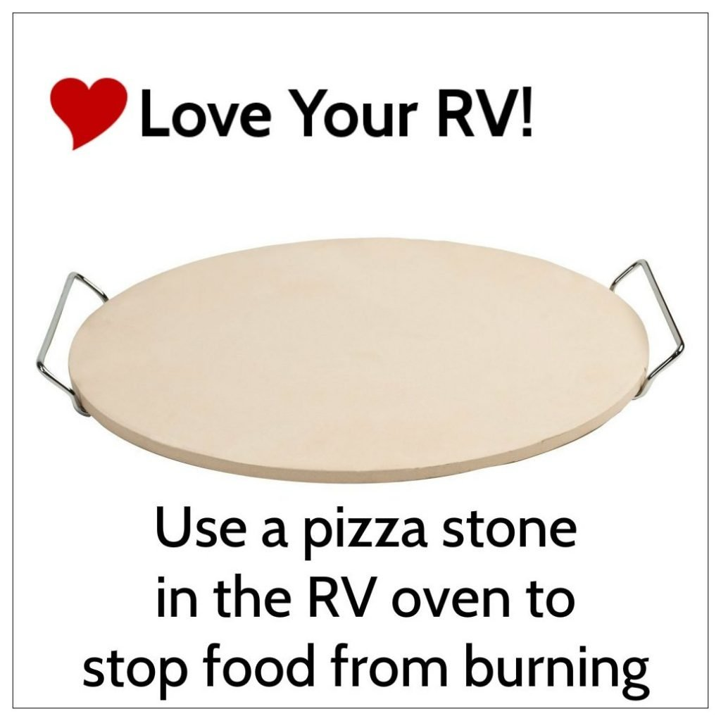RV Pizza Stone