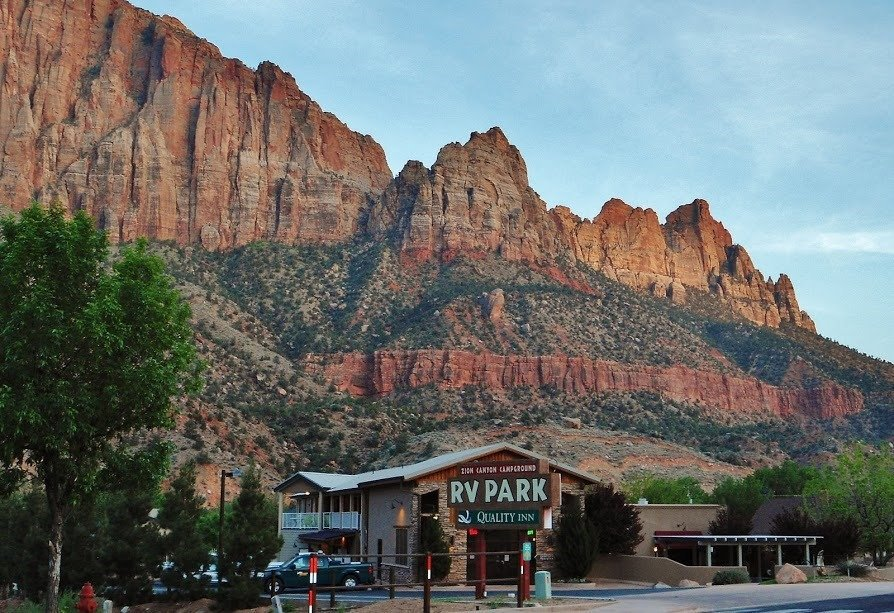 how to visit zion national park