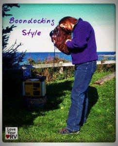 Boondocking style