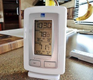 Wireless Thermometer photo