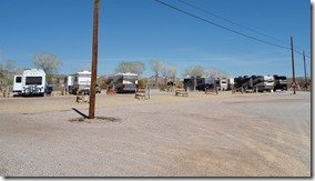 Beatty RV Park, Nevada