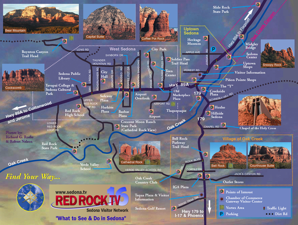 Exploring The Red Rock In Sedona Rv Adventures With