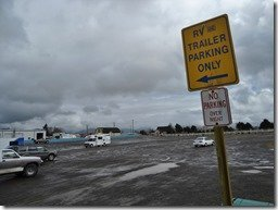 Tillamook Cheese Factory RV Parking