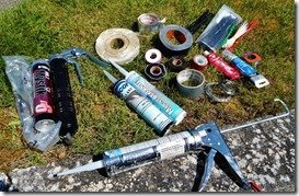 Adhesives - Tools and Maintenance Items for the Full Time RV Life