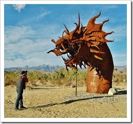 Borrego Springs Sculpture