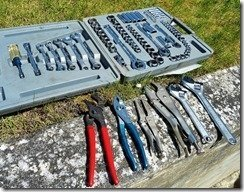 Wrenches - Tools and Maintenance Items for the Full Time RV Life