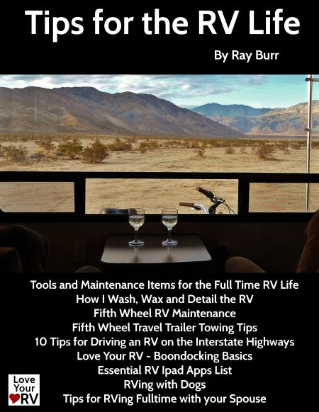 Tips for the RV Life eBook