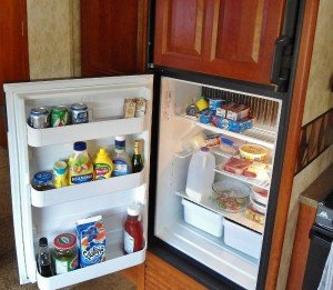DM2652 Fridge