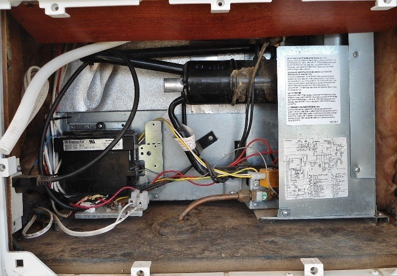 Dometic Rv Fridge Wiring Diagram - General Wiring Diagrams on