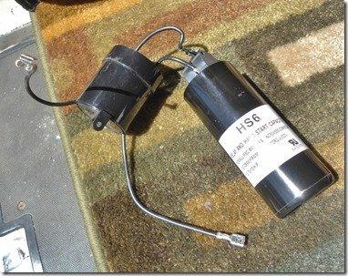 Hard Start Capacitor HS6