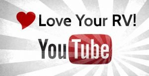 Love Your RV on YouTube Feature Image