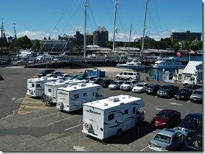RV Parking Victoria Harbour