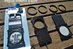 Replacement Waste Tank Valves Feature Photo