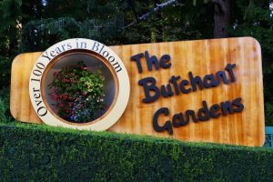 Butchart Gardens Visit Feature Photo