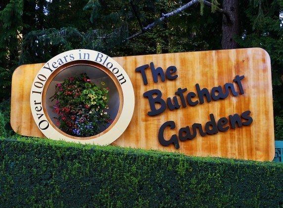 Butchart Gardens Visit Feature Photo