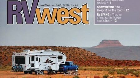We Were Featured in an RVing Magazine