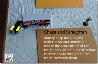 Chase and Straighten