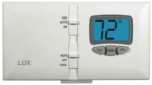 Lux Products DMH110 Non-Programmable Digital Thermostat