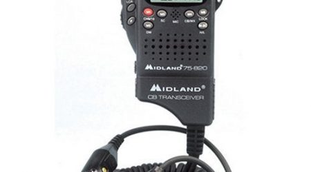 Carry Portable CB Radio in the RV
