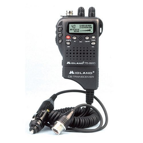 Portable CB Radio for the RV