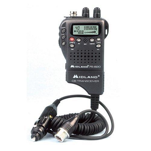 Portable CB Radio for the RV