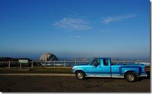Big Blue at Face Rock, Bandon
