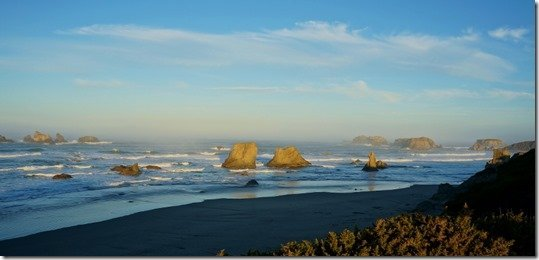 Bandon Beach Oregon
