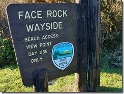 Face Rock Wayside