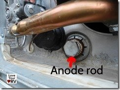 Hot Water Heater Anode