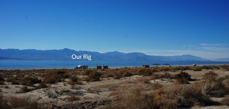 Salton Sea Camping On Corvina Beach Love Your Rv Blog