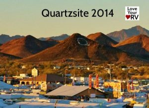 Quartzsite 2014 Feature Photo