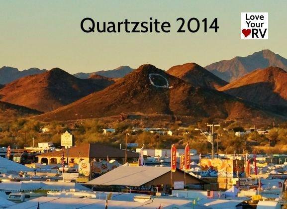 Quartzsite 2014 Feature Photo