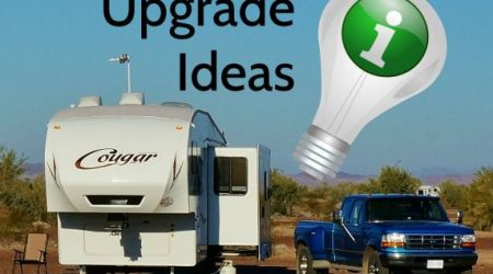 Upgrade Ideas For Your New RV