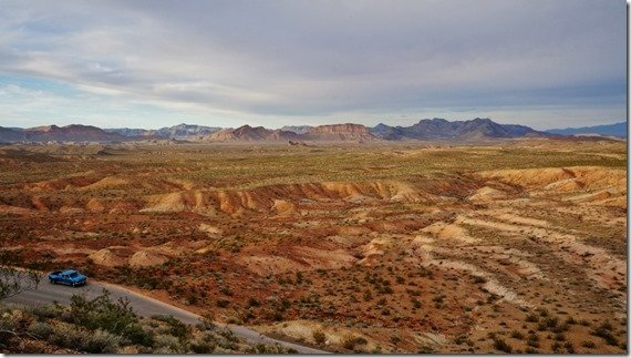 Lake Mead NRA scenery